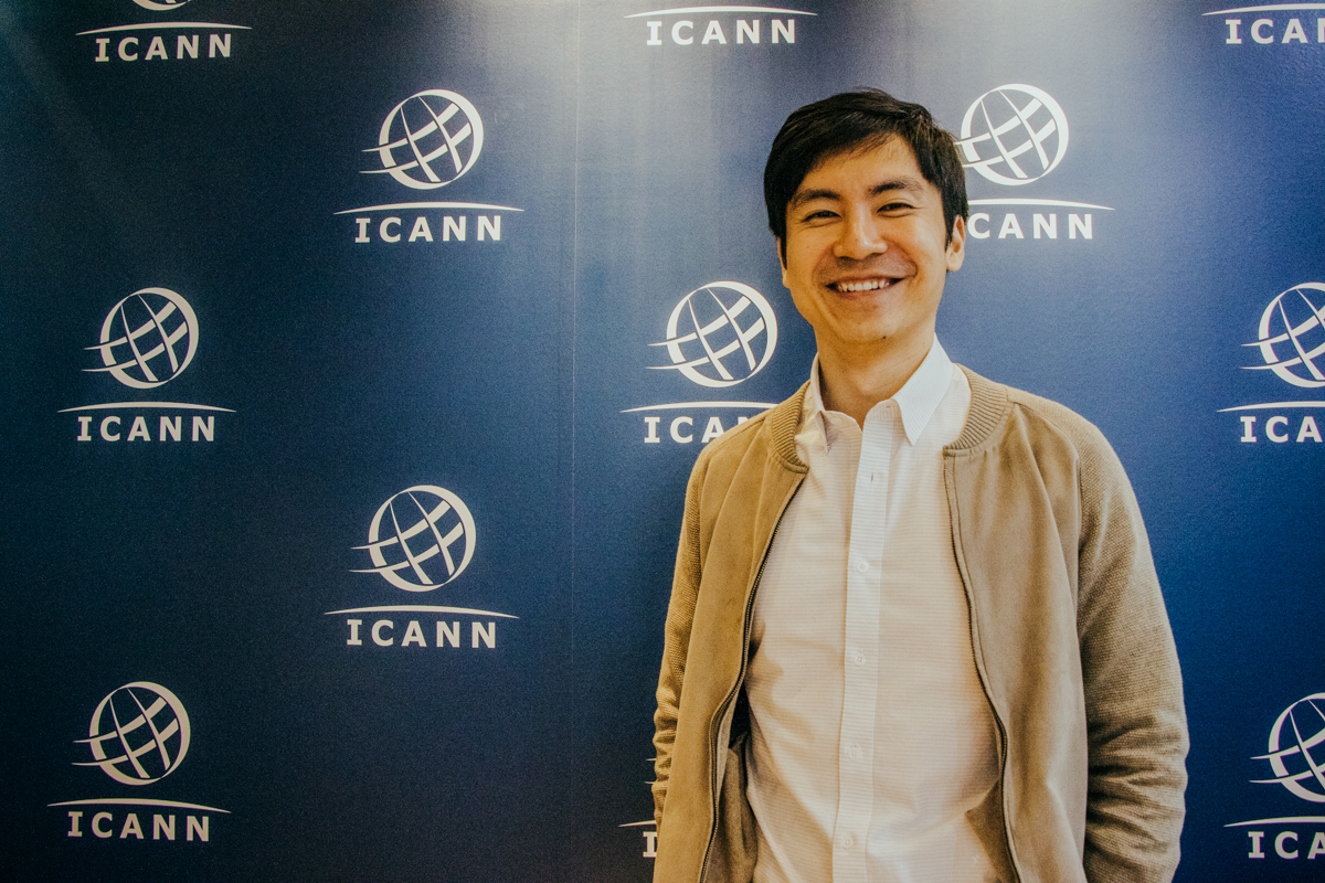 Low, 34, is based in Singapore as ICANN's Asia-Pacific Hub as vice president and managing director. He oversees global stakeholder engagement. PHOTO: CLARISSA LIM
