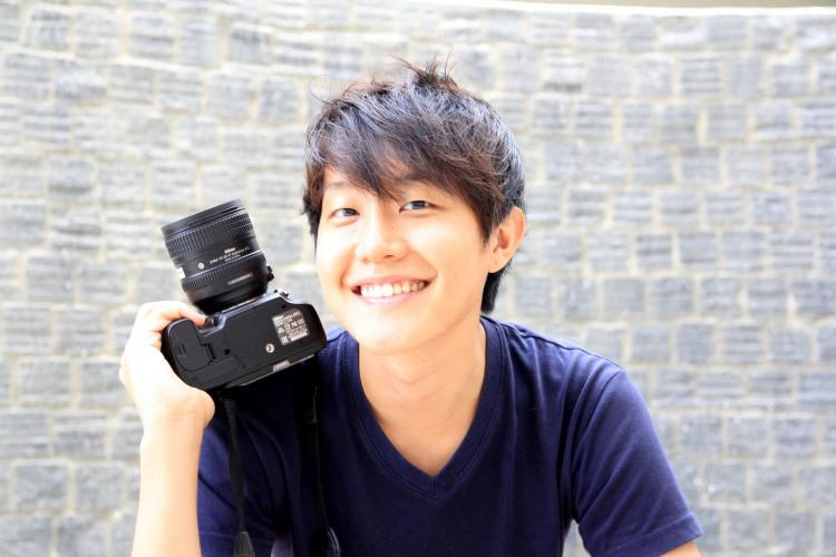 While not Tay's initial intention, he eventually discovered his love and flair for travel blogging, diligently documenting his experiences and journeys on his blog, Pohtecktoes. PHOTO: LU YAWEN