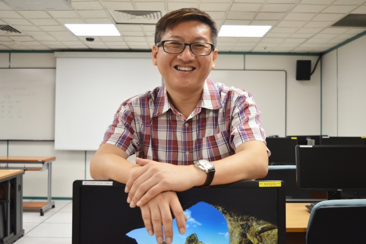 Andrew Lim plays an integral support role in ensuring that students have access to well-maintained and sufficiently equipped labs.