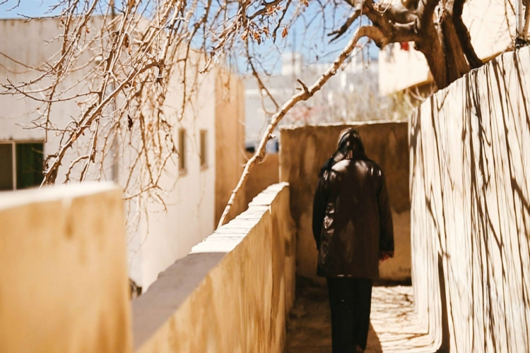 Student M, who met Ong weekly for English lessons. She fled to Amman to escape her ex-husband, who threatened to kill her for divorcing him in Iraq.
