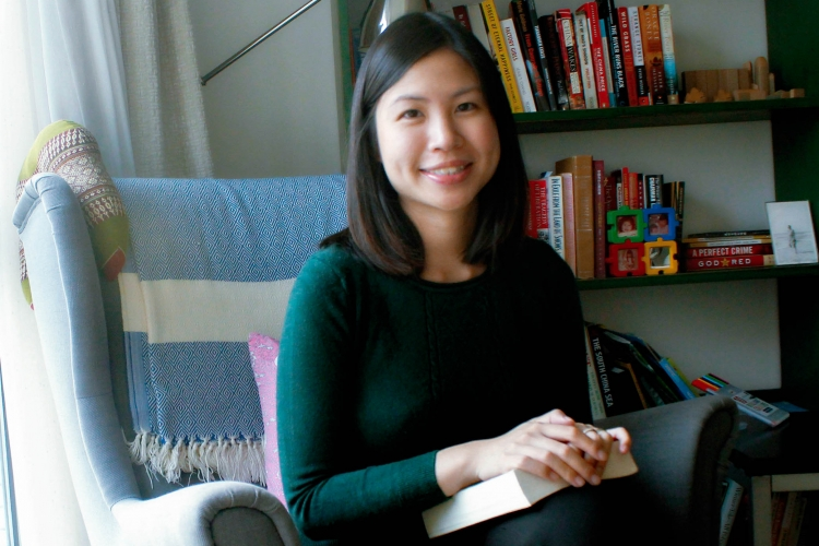 "Covering healthcare and consumption habits, Wee recently joined the Beijing bureau of The New York Times, which she calls her ""dream"" news organisation. PHOTO: CECILIA LI FOR THE WKWSCI ALUMNI MAGAZINE"